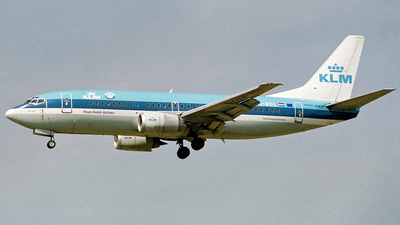 PH-BDL - Boeing 737-306 - KLM Royal Dutch Airlines