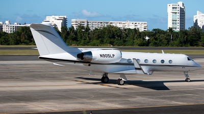 N905LP - Gulfstream G-IV(SP) - Private