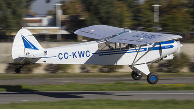 CC-KWC - Piper PA-18 Super Cub - Private