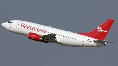 OB-2124-P - Boeing 737-530 - Peruvian Airlines