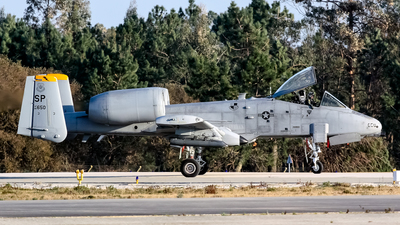 82-0650 - Fairchild A-10A Thunderbolt II - United States - US Air Force (USAF)