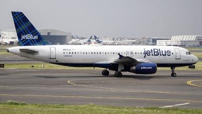N558JB - Airbus A320-232 - jetBlue Airways