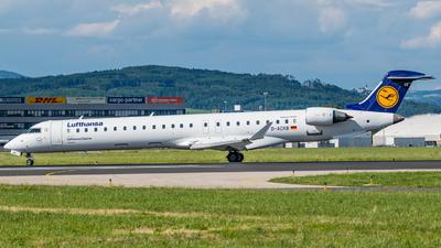 D-ACKB - Bombardier CRJ-900LR - Lufthansa CityLine