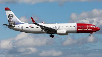 LN-NGY - Boeing 737-8JP - Norwegian