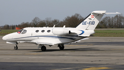 A picture of OEFID - Cessna 510 Citation Mustang -  - © Alban Painvin
