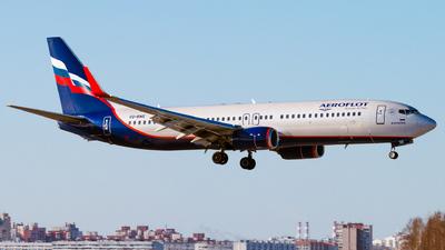 A picture of VQBWE - Boeing 7378LJ - Aeroflot - © KomradAlexey