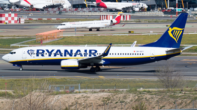 A picture of 9HQCY - Boeing 7378AS - Ryanair - © Mateo León