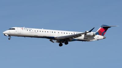 N824SK - Bombardier CRJ-900ER - Delta Connection (SkyWest Airlines)
