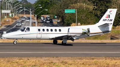 HP-7JH - Cessna 550 Citation II - Private