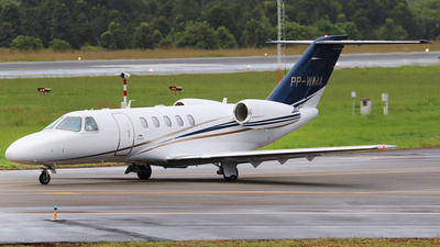 PP-WMA - Cessna 525C CitationJet 4 - Private