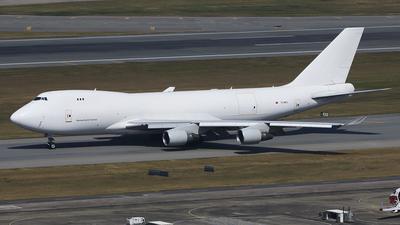 TC-MCL - Boeing 747-412F(SCD) - MyCargo