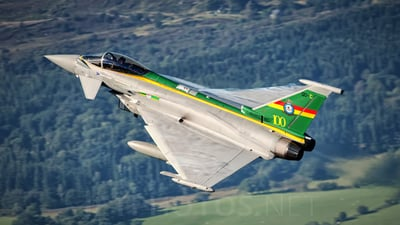 ZJ936 - Eurofighter Typhoon FGR.4 - United Kingdom - Royal Air Force (RAF)
