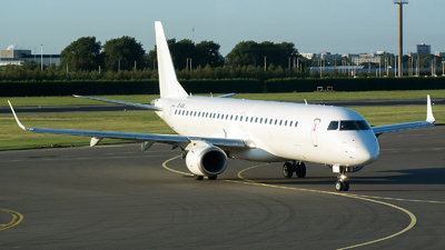 EI-GGB - Embraer 190-200LR - Stobart Air