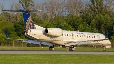 N14179 - Embraer ERJ-145XR - United Express (Commutair)