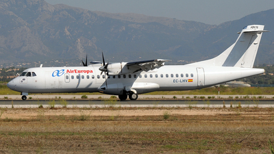 EC-LHV - ATR 72-202 - Air Europa (Swiftair)