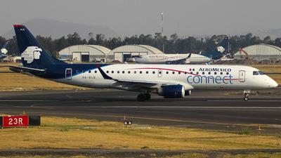 XA-ALQ - Embraer 190-100LR - Aeroméxico Connect