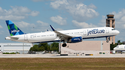 N965JT - Airbus A321-231 - jetBlue Airways