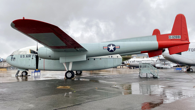 51-2881 - Fairchild C-119G Flying Boxcar - United States - US Air Force (USAF)