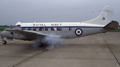 XR441 - De Havilland DH-114-2B Sea Heron C.20 - United Kingdom - Royal Navy