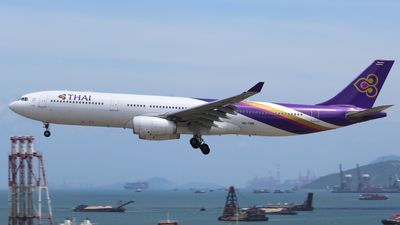 A picture of HSTBB - Airbus A330343 - Thai Airways - © hk_346_aviation_photography
