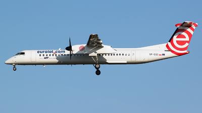 SP-EQC - Bombardier Dash 8-Q402 - EuroLOT