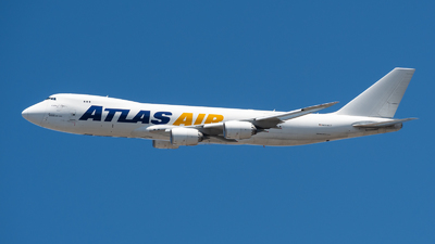 A picture of N859GT - Boeing 74787U(F) - Atlas Air - © Limafoxcr