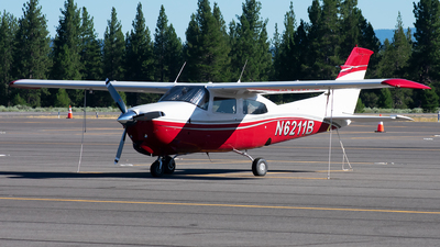 A picture of N6211B - Cessna T210M Turbo Centurion - [21062708] - © Michael Rodeback