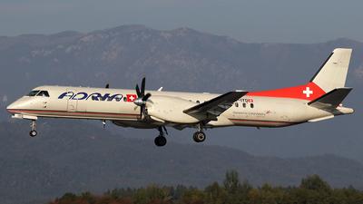 HB-IYD - Saab 2000 - Adria Airways Switzerland