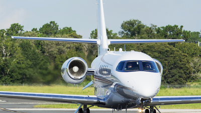 N570QS - Cessna Citation Latitude - NetJets Aviation