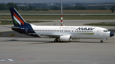 HA-LEV - Boeing 737-4Y0 - Malév Hungarian Airlines