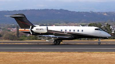 N524FX - Bombardier BD-100-1A10 Challenger 300 - Flexjet