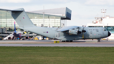 ZM403 - Airbus A400M Atlas C.1 - United Kingdom - Royal Air Force (RAF)