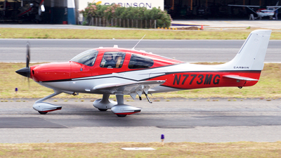 A picture of N773MG - Cirrus SR22T - [1327] - © Philippe R