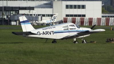 G-ARVT - Piper PA-28-160 Cherokee - Private