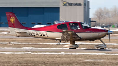 N545WT - Cirrus SR22 - Private