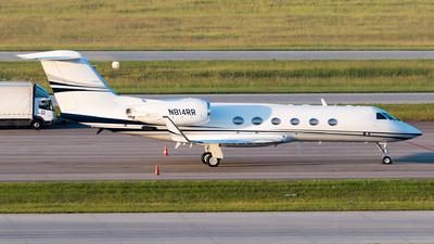 N814RR - Gulfstream G-IV(SP) - Private