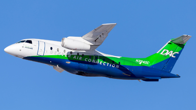 A picture of N394DC - Dornier 328310 JET - Key Lime Air - © HA-KLS