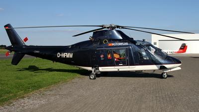D-HFMW - Agusta A109 Power - Rotorflug