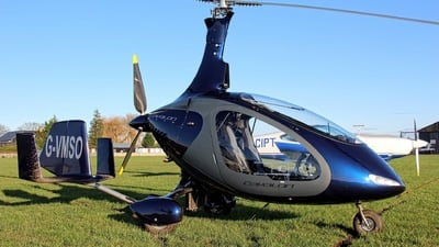 G-VMSO - Rotorsport UK Cavalon - Private