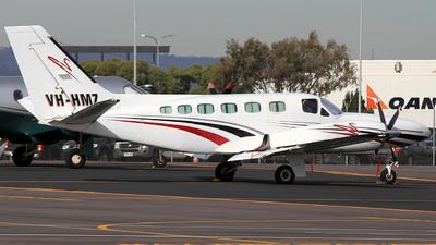 A picture of VHHMZ - Cessna 441 Conquest - [4410017] - © Tom A.