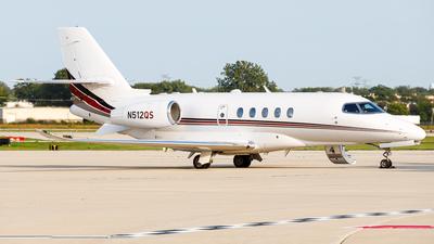N512QS - Cessna Citation Latitude - NetJets Aviation