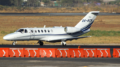 XA-ACR - Cessna 525B CitationJet 3 - Private