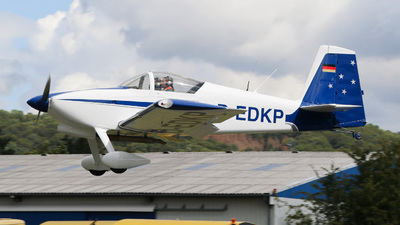 A picture of DEDKP - Van's RV7 - [] - © Jan-Eike Berger