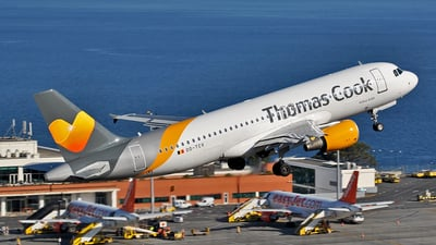 OO-TCV - Airbus A320-214 - Thomas Cook Airlines Belgium
