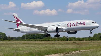 A7-BHC - Boeing 787-9 Dreamliner - Qatar Airways