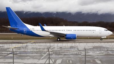 G-JZBH - Boeing 737-8MG - Jet2.com
