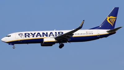 EI-DYE - Boeing 737-8AS - Ryanair