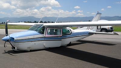 XB-QIX - Cessna T210N Turbo Centurion II - Private
