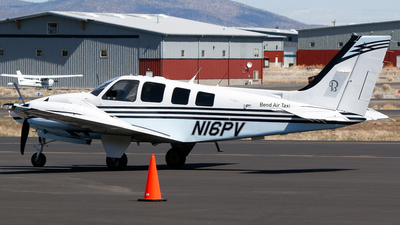 N16PV - Beechcraft G58 Baron - Bend Air Taxi