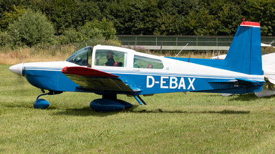 D-EBAX - Grumman American AA-5 Traveller - Private